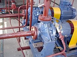 Насосы для горячей воды серии HPK